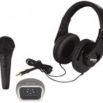 Shure Digital Recording Kit with PGA58 Microphone, SRH240A Headphones and MVi Audio Interface