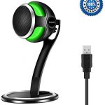 USB Computer Microphone,Aokeo Storm Professional Studio Condenser Games Microphone for Chatting/Skype/YouTube/Recording/Gaming/Podcasting for iMac PC Laptop MacBook Playstation …